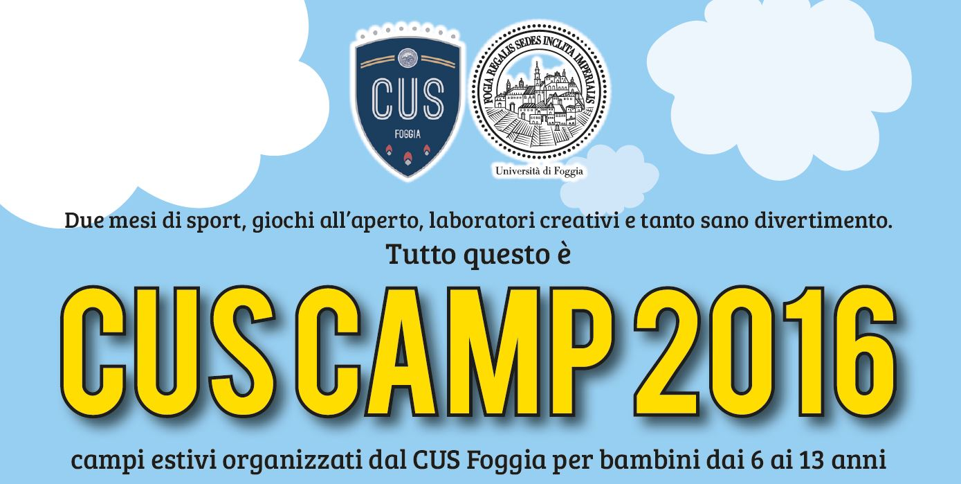 cus camp cover